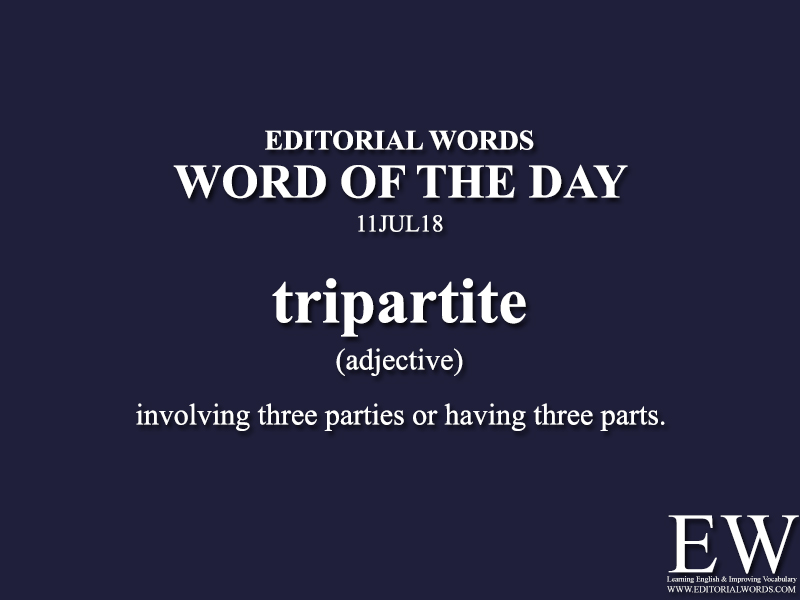 Word of the Day-11JUL18 - Editorial Words