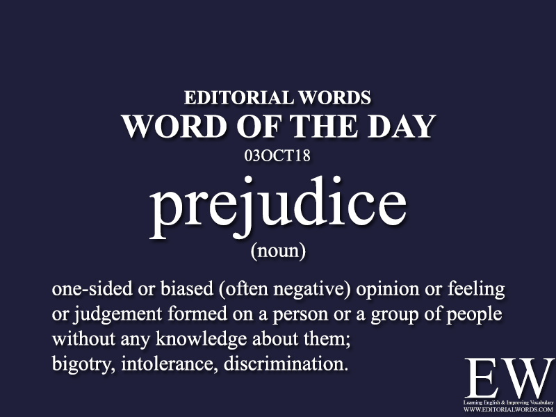 Word of the Day-03OCT18 - Editorial Words