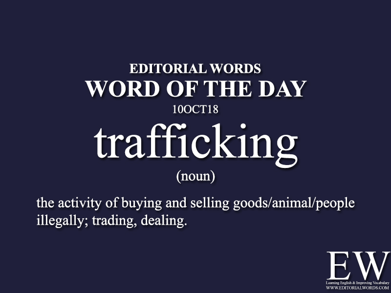 Word of the Day-10OCT18 - Editorial Words