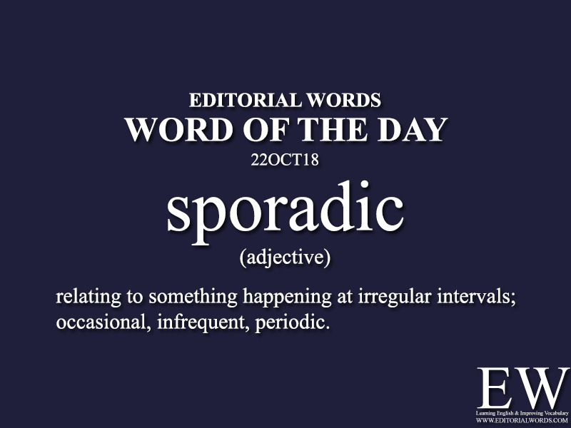 Word of the Day-22OCT18 - Editorial Words