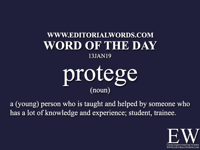 Word of the Day-13JAN19-Editorial Words