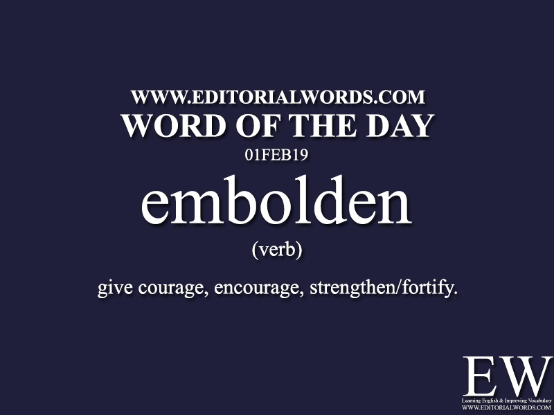 Word of the Day-01FEB19-Editorial Words