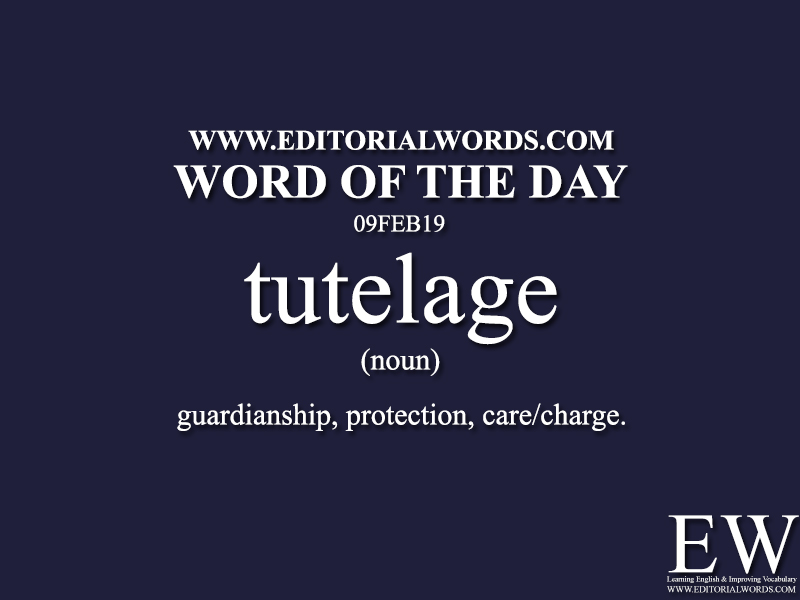 Word of the Day-09FEB19-Editorial Words