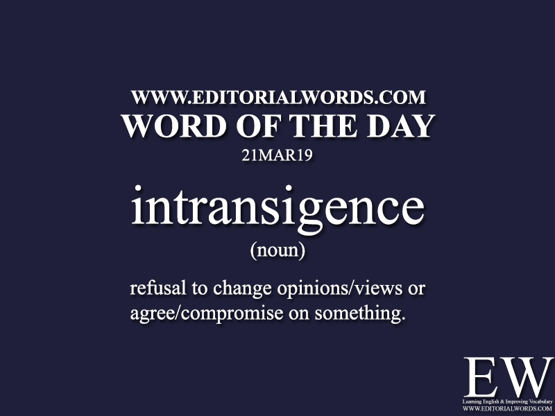 Word of the Day-21MAR19-Editorial Words