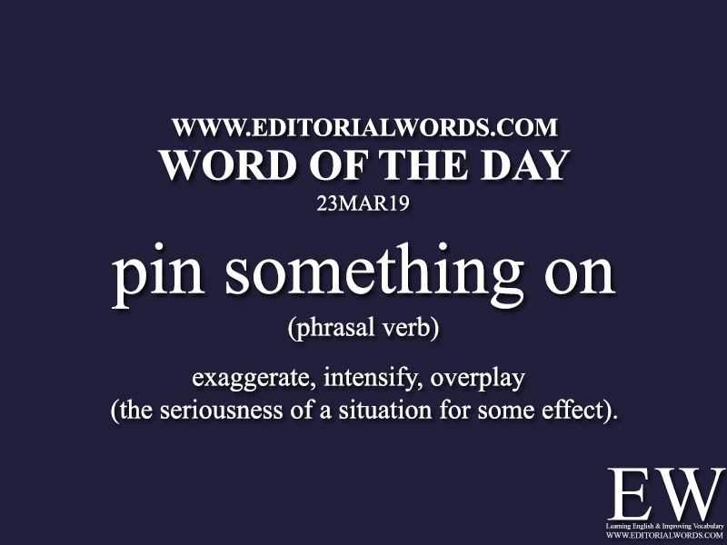 Word of the Day-23MAR19-Editorial Words