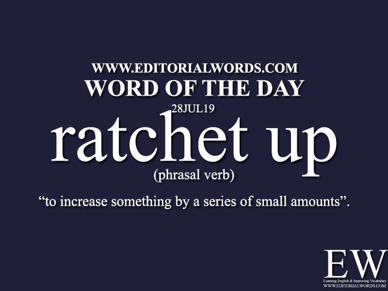 Word of the Day-28JUL19-Editorial Words