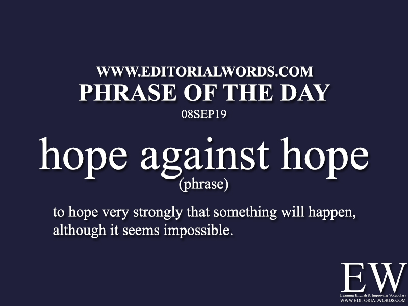 Word of the Day-08SEP19-Editorial Words