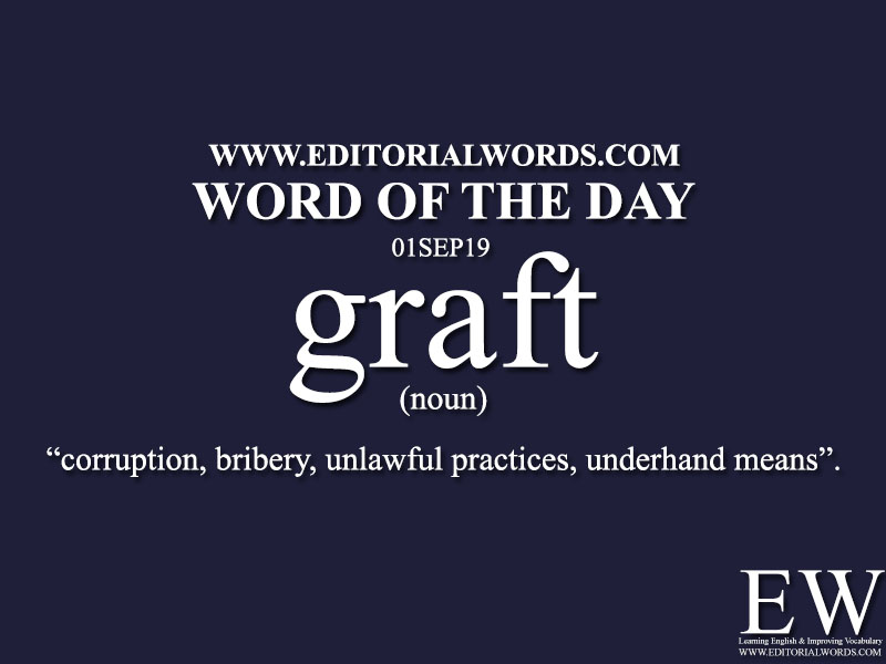 Word of the Day-01SEP19-Editorial Words