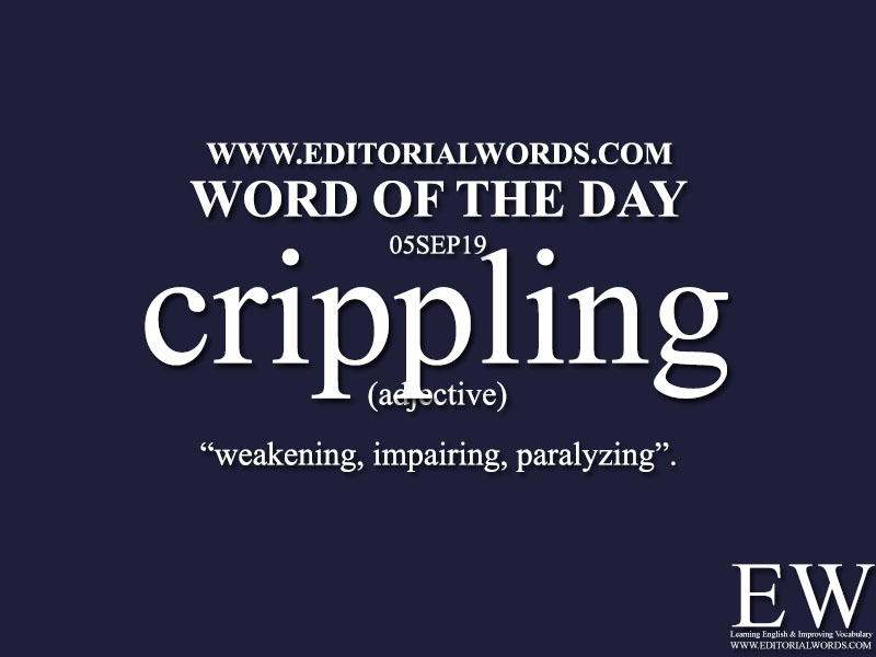 Word of the Day-05SEP19-Editorial Words