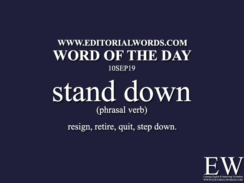 Word of the Day-10SEP19-Editorial Words