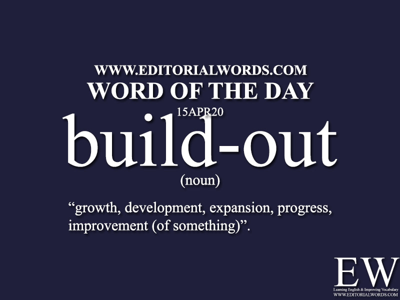 Word of the Day (build-out)-15APR20