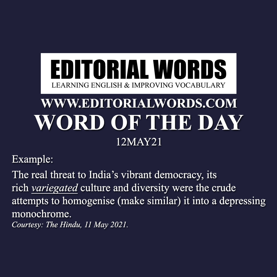Word of the Day (variegated)-12MAY21