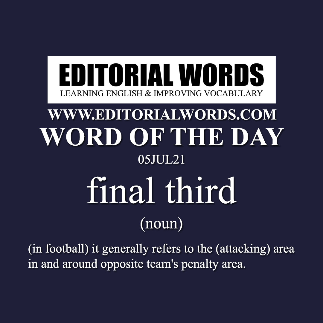 Word of the Day (final third)-05JUL21